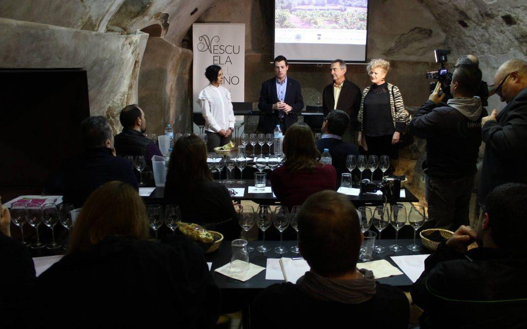 Éxito en la primera jornada del I Curso Técnico Especialista en Vinos de la Región de Murcia