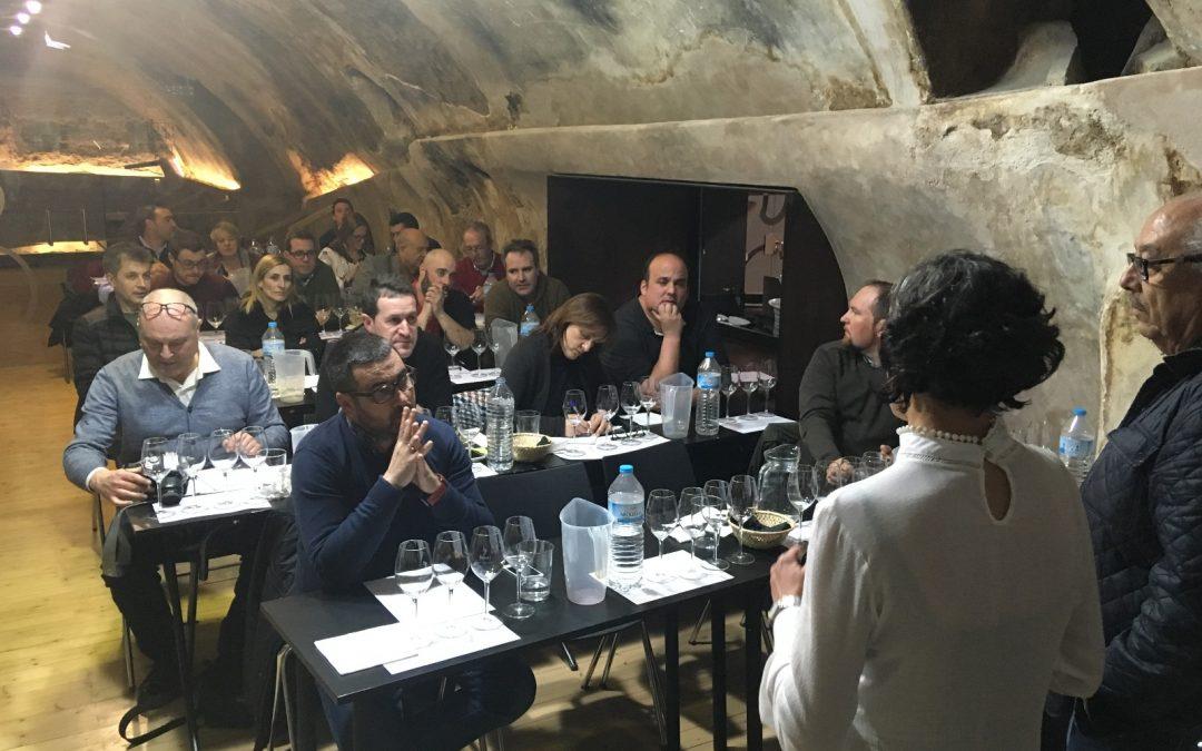 Espectacular la segunda jornada del I Curso Técnico Especialista en Vinos de la Región de Murcia