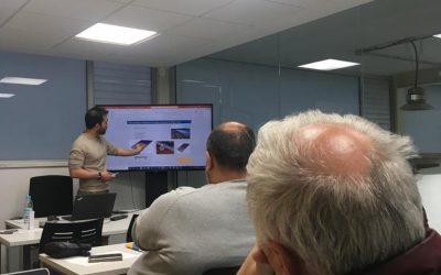 """El Lunes, 2 de marzo, tuvo lugar la Jornada Técnica del curso de """"Instalaciones Solares Fotovoltaicas – Autoconsumo"""" en FEMPA"""